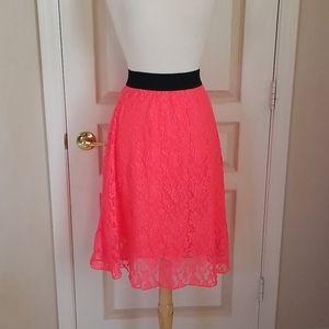 Lularoe Lace Skirt